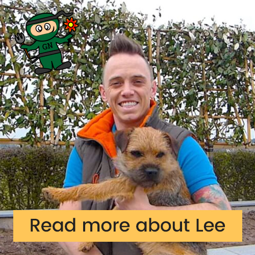 Read more about Lee (The Garden Ninja)