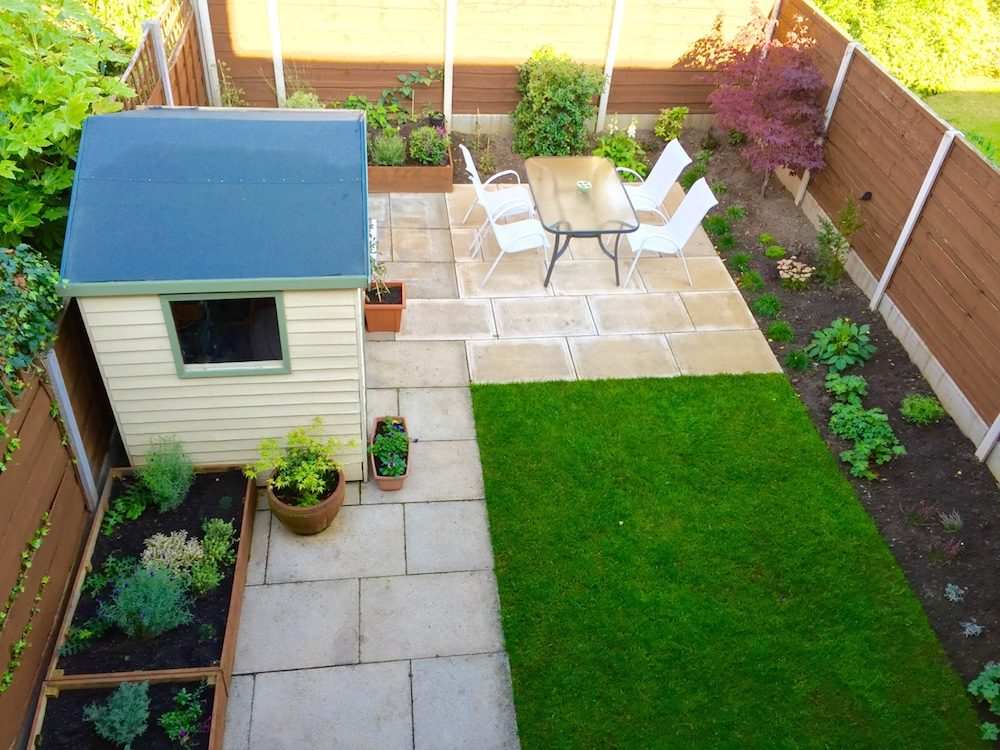 Small garden makeover - Garden Ninja Ltd Garden Design