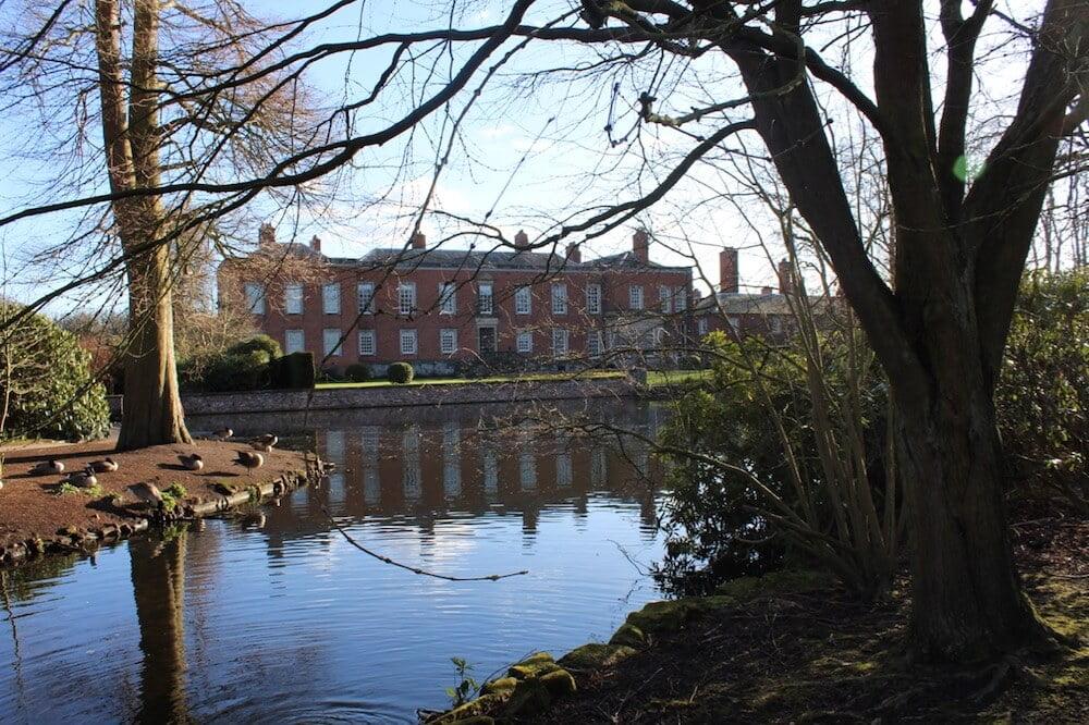 Dunham Massey house
