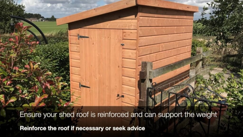 How To Fit A Green Roof To A Shed Garden Ninja Ltd