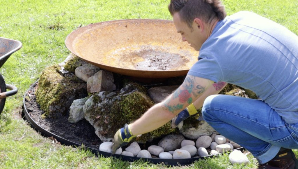 Fire pit DIY Guide