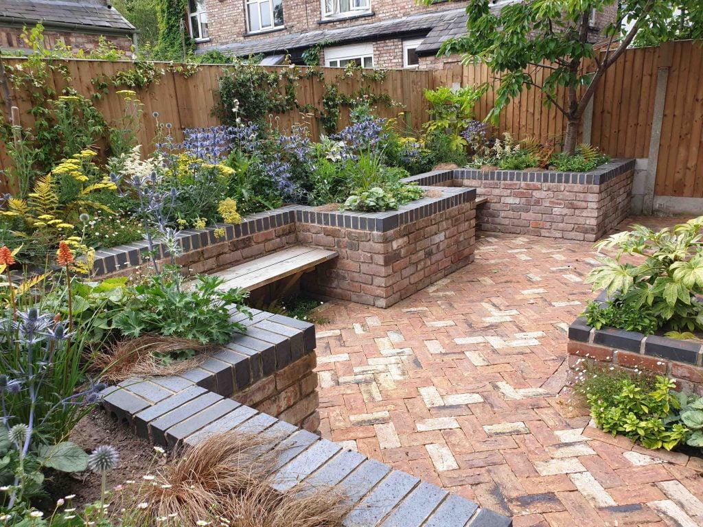 Townhouse & Terraced garden design guide - Garden Ninja Ltd Garden