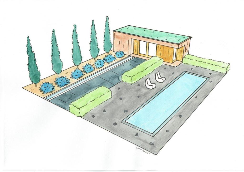 Garden Ninjas modernist garden design guide